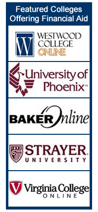 Featured Colleges Offering Financial Aid
